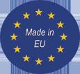Alle Kompressoren made in Europa