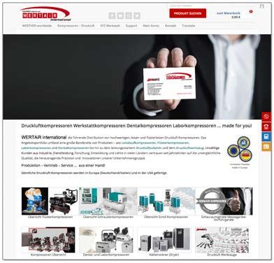 Alle Kompressoren finden Sie auch in unserem Online Shop kompressorenshop.com